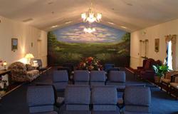 ... Walter J. Kent Funeral Home Interior